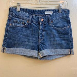 H&M Boyfriend Shorts Size 4